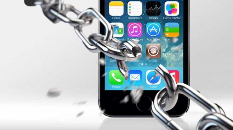 A guy jailbreak iPhone7 in 24 hours